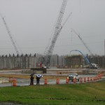 Globalfoundries Fab2 Construction site in Malta, New York